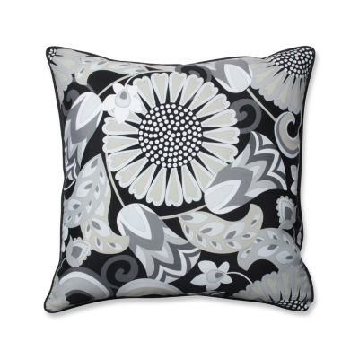 Pillow Perfect Sophia Square Outdoor Floor Pillow