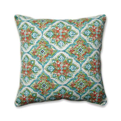 Jcpenney Floor Pillows : Pillow Perfect Splendor Square Outdoor Floor Pillow - JCPenney