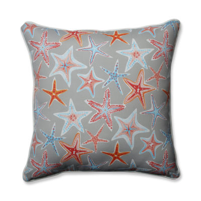 Pillow Perfect Stars Collide Square Outdoor FloorPillow