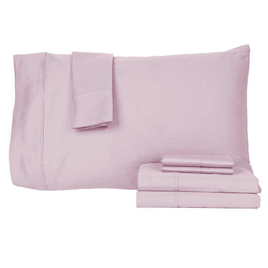 Castle Hill 410tc Sateen Deep Pocket Sheet Set