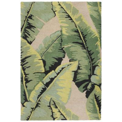 Liora Manne Lalunita Palm Indoor Rug