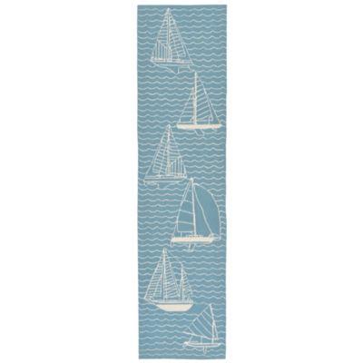 Liora Manne Capri Sails Indoor/Outdoor Rug