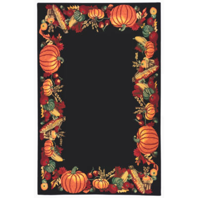 Liora Manne Ravella Harvest Indoor/Outdoor Rug