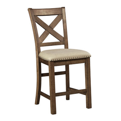 Signature Design by Ashley® Krinden Counter Height Barstool