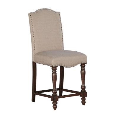Signature Design by Ashley® Merrimack Upholstered Barstool