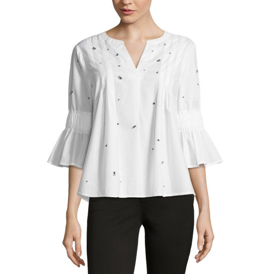 ANA Embellished Shirt