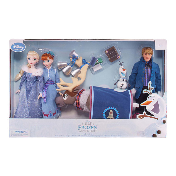 Disney Frozen Doll Playset