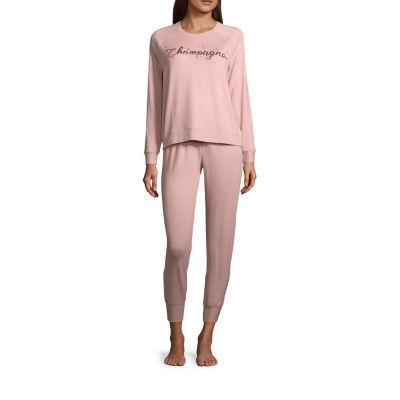 Ambrielle Cozy Jogger Pajama Set