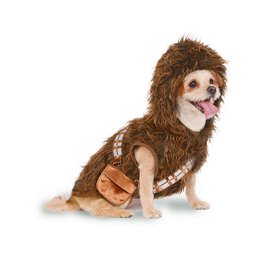 Buyseasons Star Wars Chewbacca Hoodie Pet Costume - X-Large