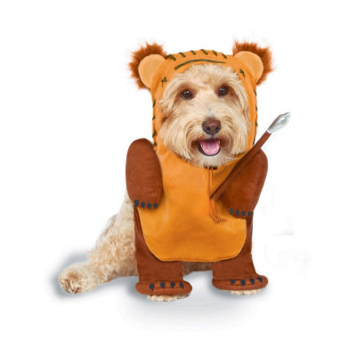 Buyseasons Star Wars Running Ewok Pet Costume