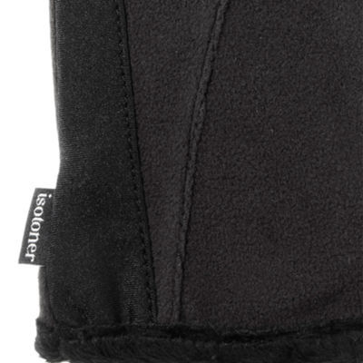 Isotoner Cold Weather Stretch Fleece Long Glove with SmartDRI