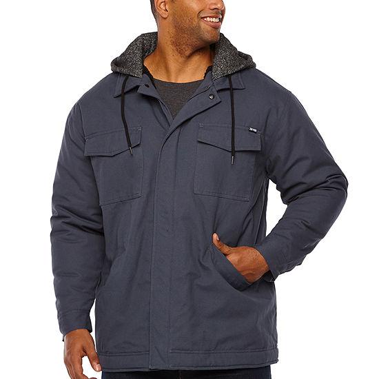 Zoo York Hooded Heavyweight Jacket Big And Tall