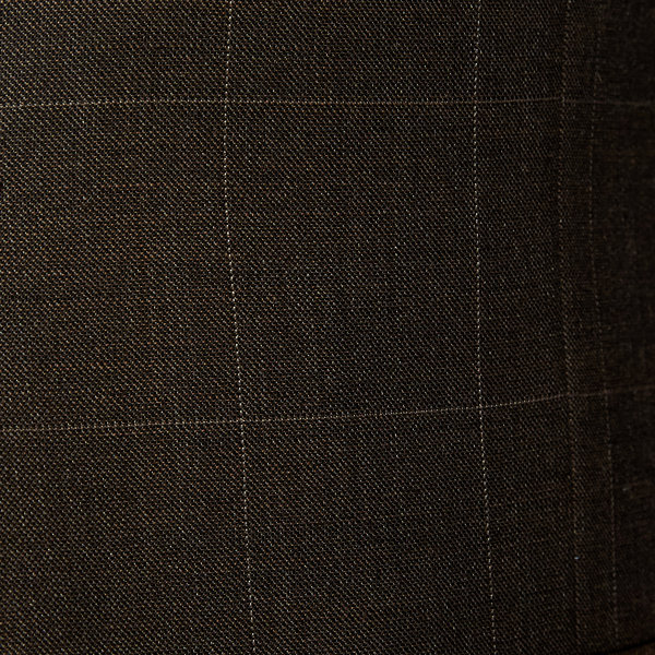 Stafford Travel Windowpane Classic Fit Stretch Suit Jacket