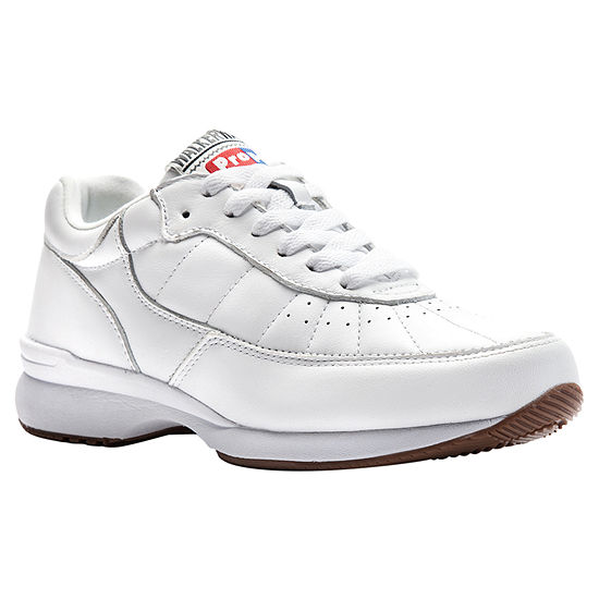 Propet Womens Walker Le Oxford Lace Up Closed Toe Shoes