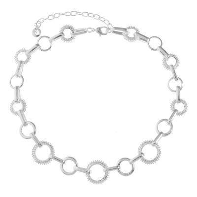 Gloria Vanderbilt Womens Collar Necklace