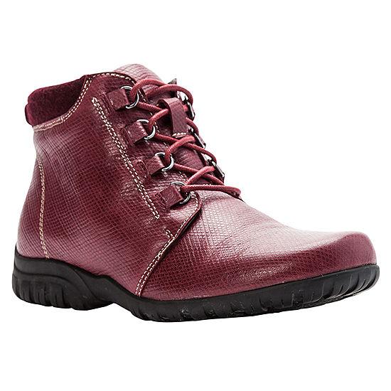 71ab97f088de Propet Womens Delaney Lace Up Boots - JCPenney