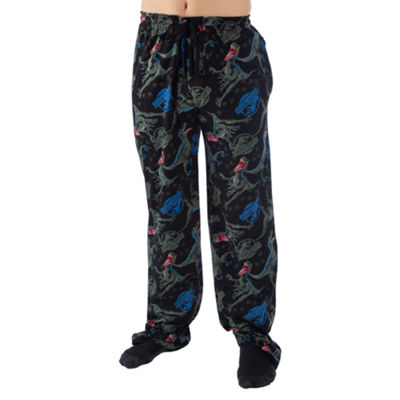 Jurassic Park Jersey Pajama Pants - Big and Tall