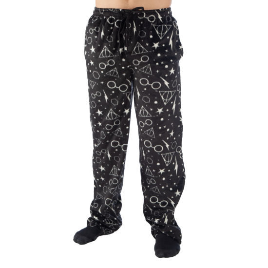 Harry Potter Microfleece Pajama Pants
