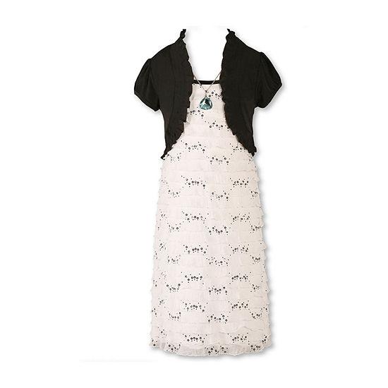 Speechless® Eyelash Dress - Girls 6-16