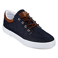 30be451eb96cf JCPenney deals on St. John s Bay Bryce Mens Lace-Up Shoes