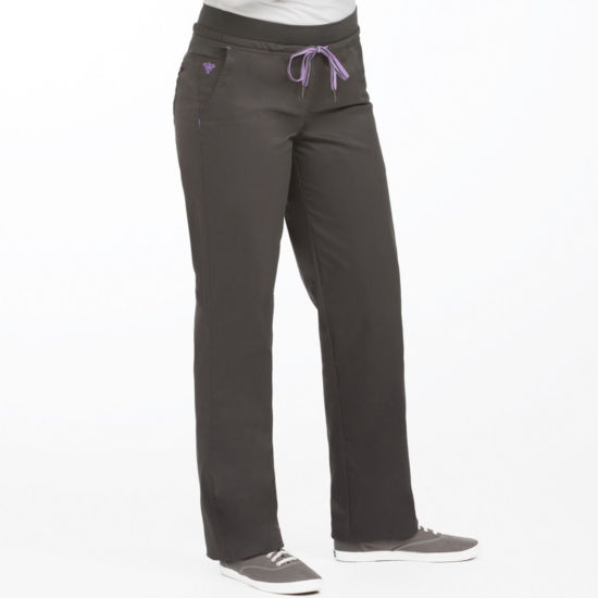 Med Couture 8715 Freedom Yoga Scrub Pants - Plus