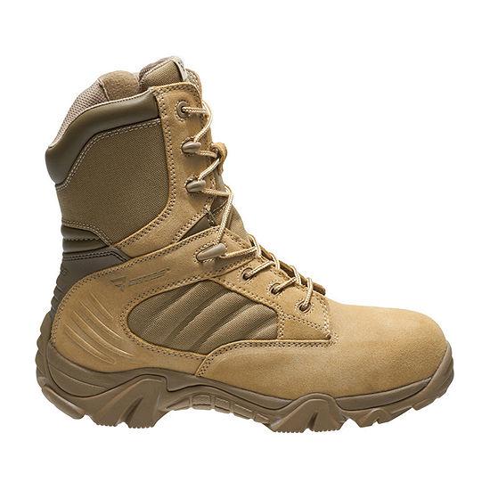 Bates Mens Gx8 Comp Toe Slip Resistant Work Boots