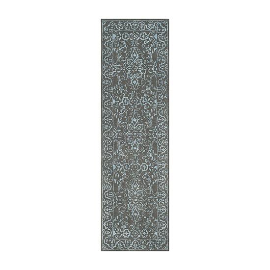 Safavieh Glamour Collection Brianna Oriental Runner Rug