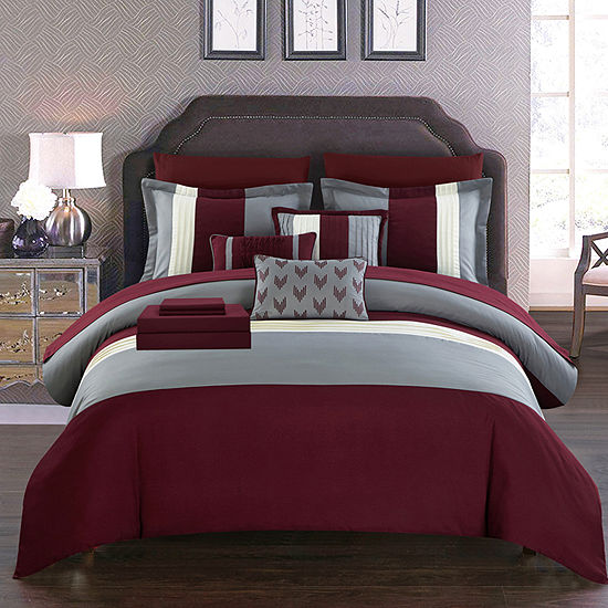 Chic Home Ayelet Comforter Set