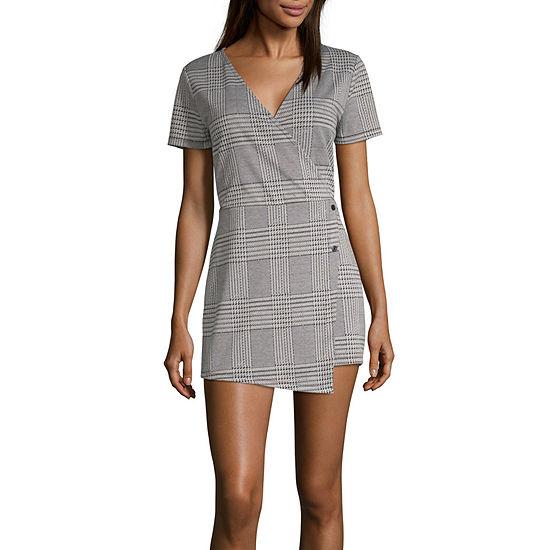 Arizona Short Sleeve Dress Set-Juniors