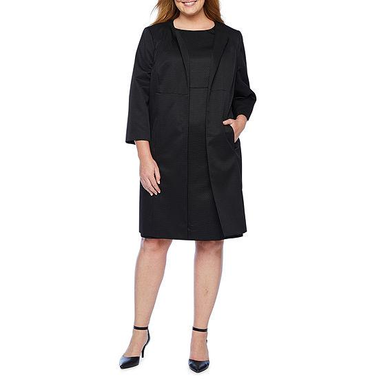 Le Suit Dress Suit-Plus