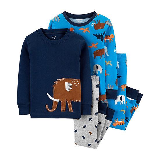 Carter's Boys 4-pc. Pajama Set Baby