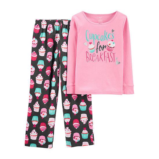 Carter's Girls 2-pc. Pajama Set Preschool / Big Kid
