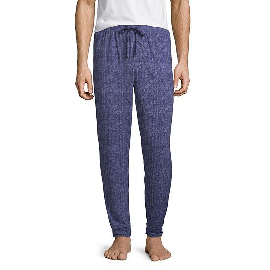 Jaclyn Mens Knit Pajama Pants