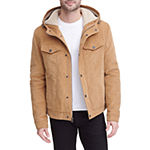 Levi's® Men's Corduroy Hooded Trucker Jacket