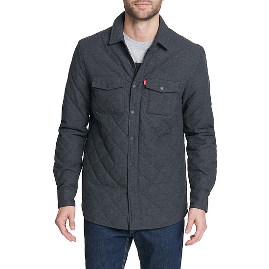 Levi's® Men's Quilted Shirt Jacket