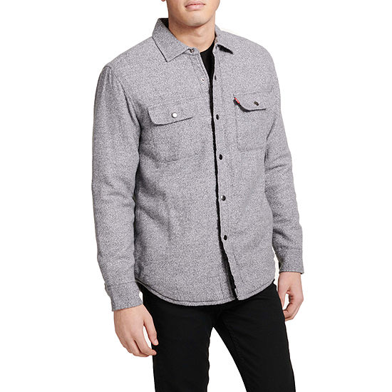 Levi's® Men's Sherpa Shirt Jacket
