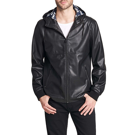 Levi's Men's Faux Leather Midweight Bomber Jacket