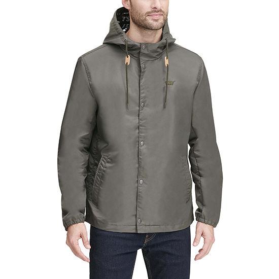 Levi's® Men's Coaches Hooded Jacket