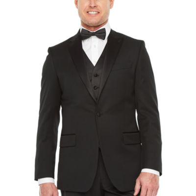 Stafford Travel Mens Classic Fit Tuxedo Jacket