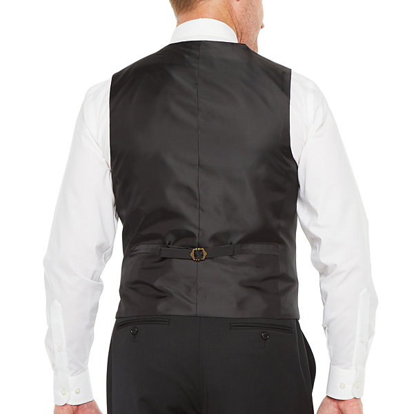 Stafford Travel Mens Classic Fit Tuxedo Vest