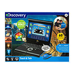 Discovery Kids Teach & Talk Exploration Laptop