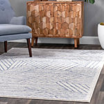 Nuloom Blanca Rectangular Indoor Rugs
