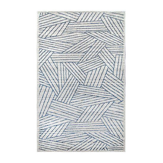 Nuloom Blanca Rectangular Indoor Rugs