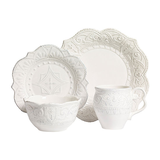 Denmark 4-pc. Dinnerware Set