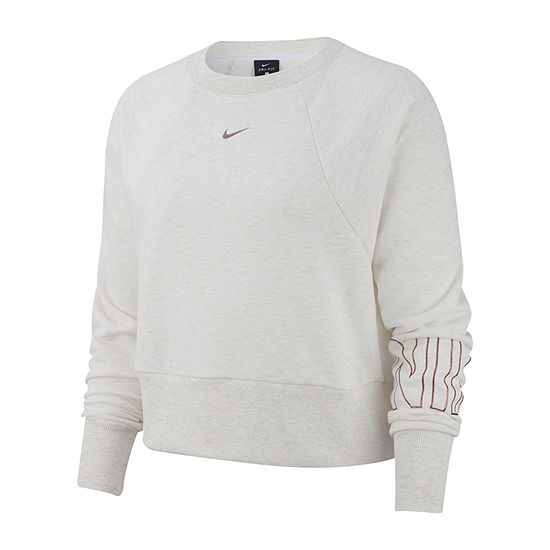 Nike Womens Crew Neck Long Sleeve Sweatshirt