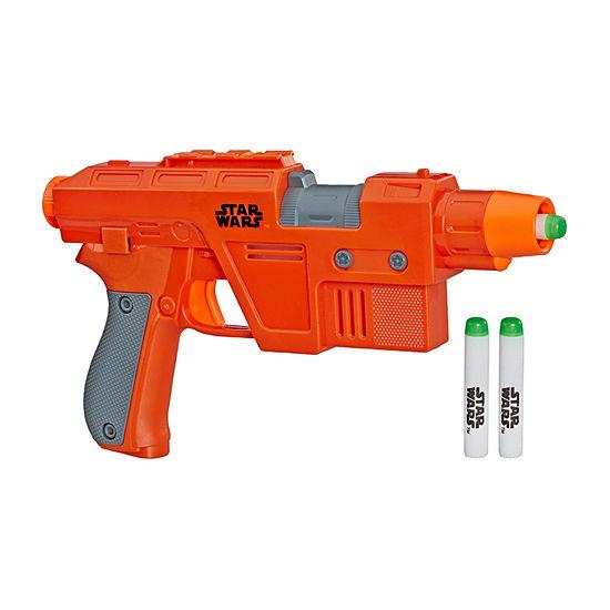 Star Wars Poe Dameron Nerf Blaster