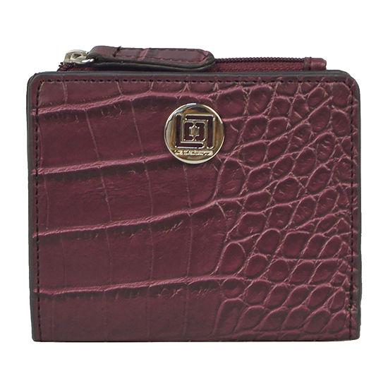 Liz Claiborne Mini Zip Around Wallet