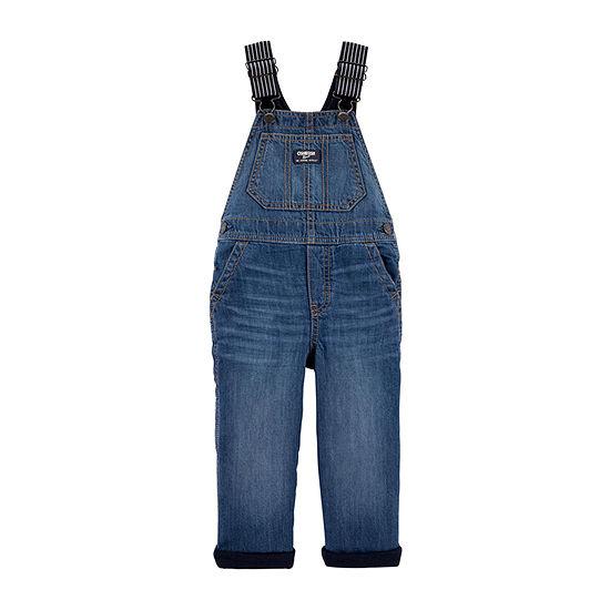 Oshkosh Boys Overalls - Toddler