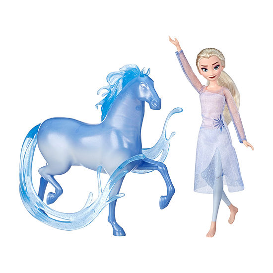 Disney Frozen 2 Elsa And Horse Frozen Doll