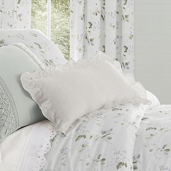 Queen Street Evelina 10x18 Boudoir Throw Pillow